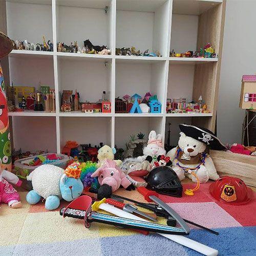 Terapijaigorm usmerena na dete - igracke lutke